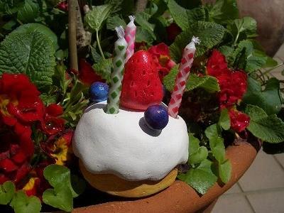 『ケーキ(キャンドル)』 2,950円