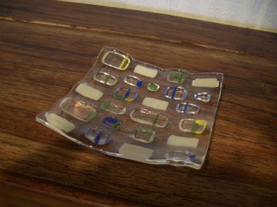 『お皿(正方形)』 2,835円