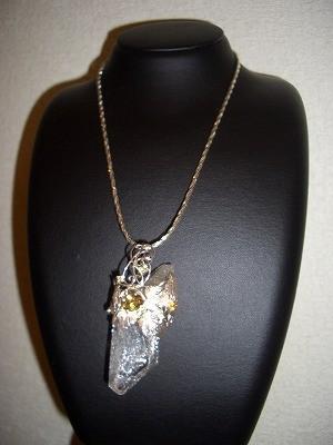 『天然石ネックレス』 73,500円