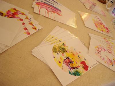 『ポストカード』 1枚150円