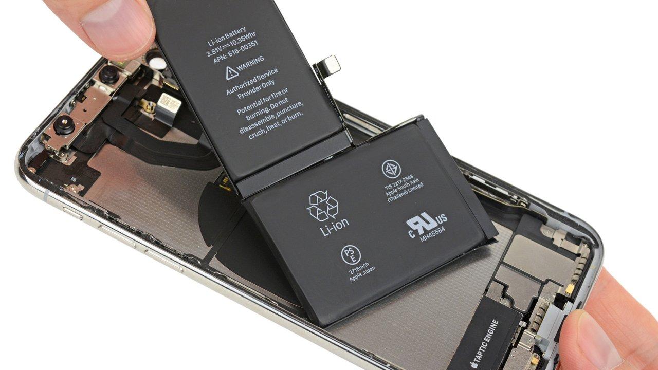 防府市iPhone修理!バッテリー交換