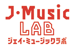 """J-Music LAB"" ロゴ(制作:株式会社ステキ)"