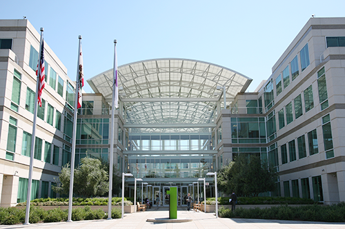 Apple Headquarters (Photo:株式会社ステキ | SUTEKI Inc.)