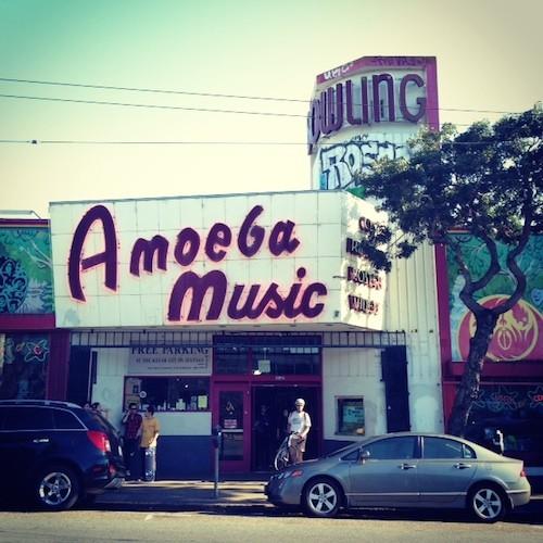 Amoeba Music (Photo: 株式会社ステキ)