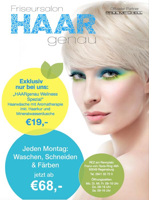 Haargenau Ihr Friseur In Regensburg Tel 0941 35720