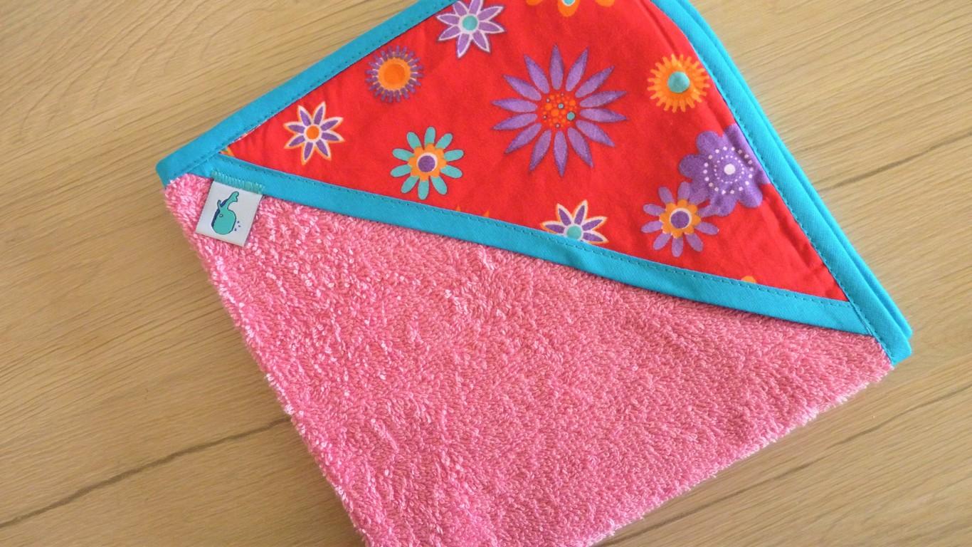 Sortie de bain Rose Hippie 1