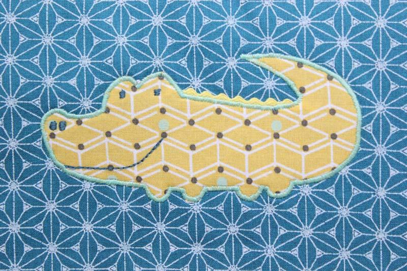 Crocodile (exemple)
