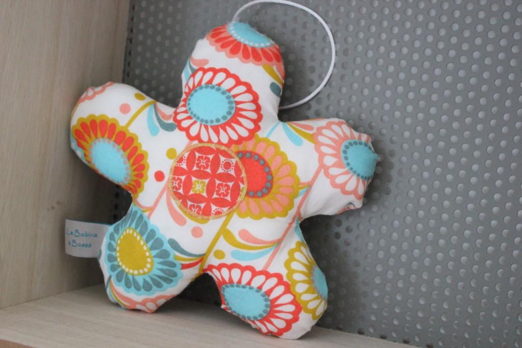 Animal rigolo Fleur (Exemple)