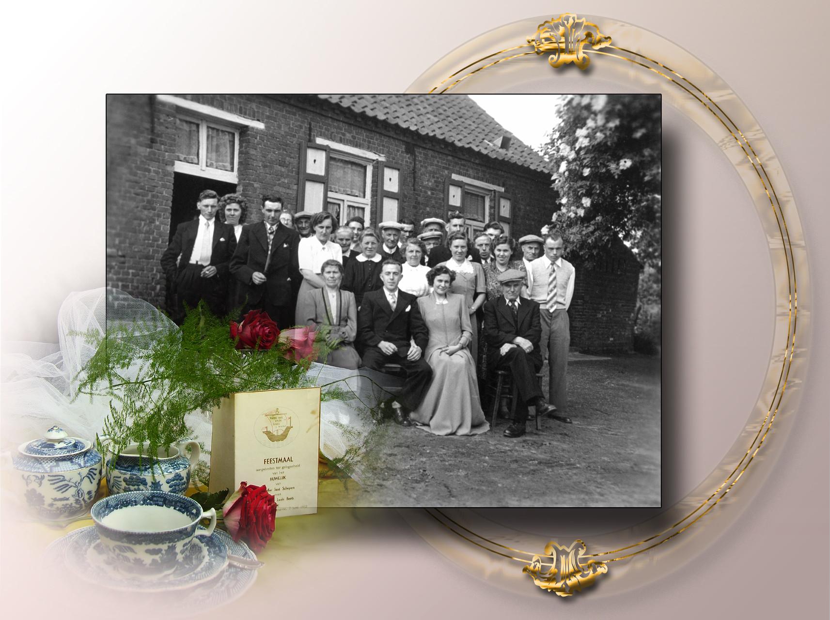 Familie Beets-Schepers-Noels