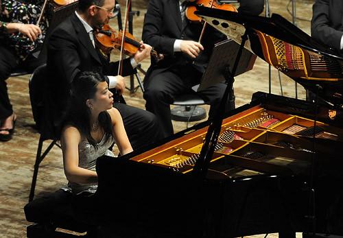 Casagrande Piano Competition in Terni, Italy 2010