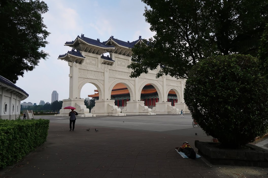 中正紀念堂 National Chiang Kai-shek Memorial Hall, Taipei