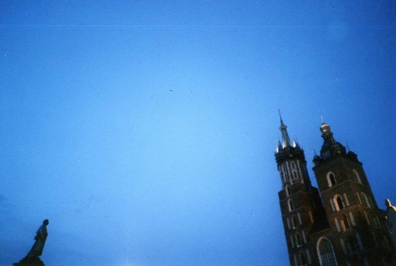 Krakow 2008 © Eri Mantani