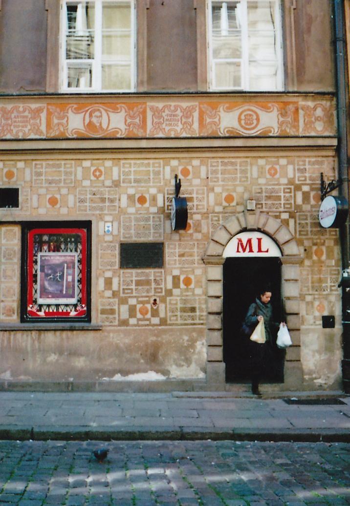 Warsaw 2010 © Eri Mantani