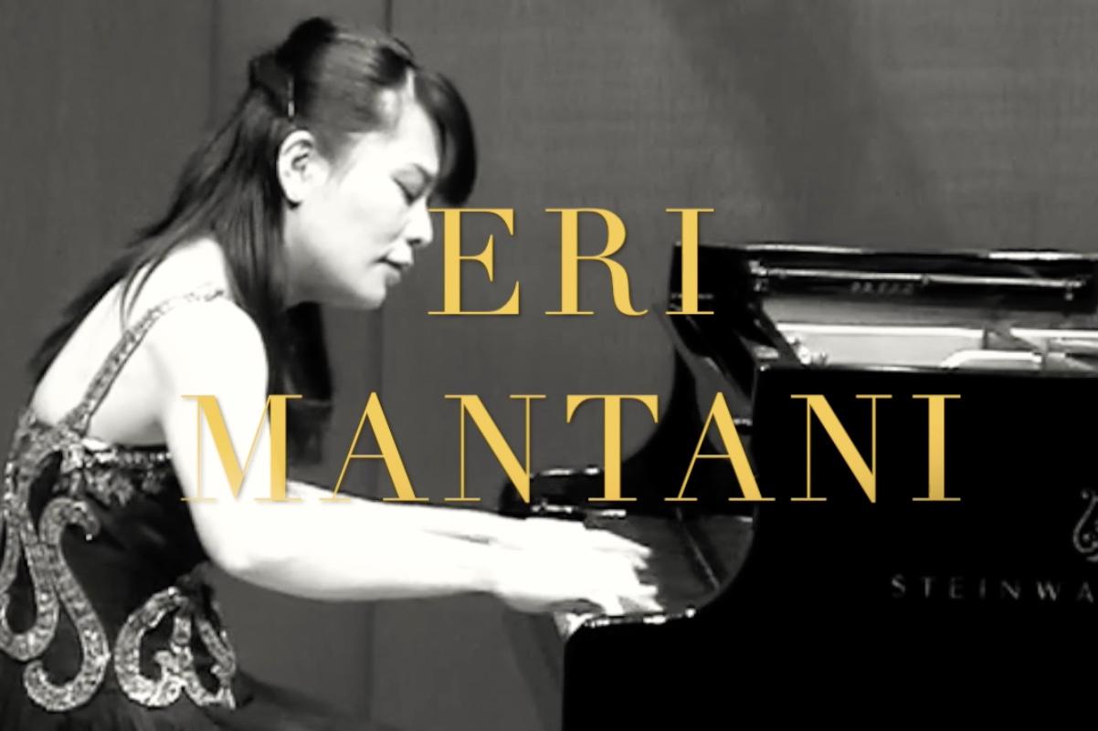 ピアニスト 萬谷衣里 プロモーションビデオ公開(リスト ピアノソナタ ロ短調)Eri Mantani, pianist -  Liszt Sonata in B minor【PV】
