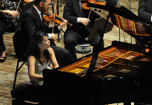 Casagrande Piano Competition in Terni, Italy 2010
