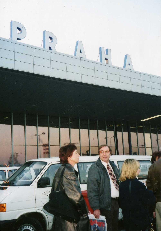 Prague 2001 © Eri Mantani