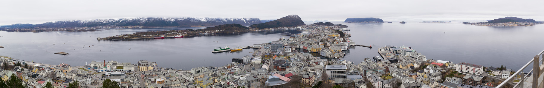 Alesund, Norwegen