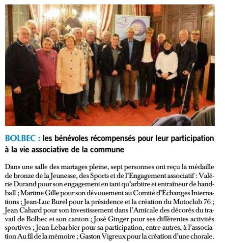 PARIS-NORMANDIE du 28 novembre 2019