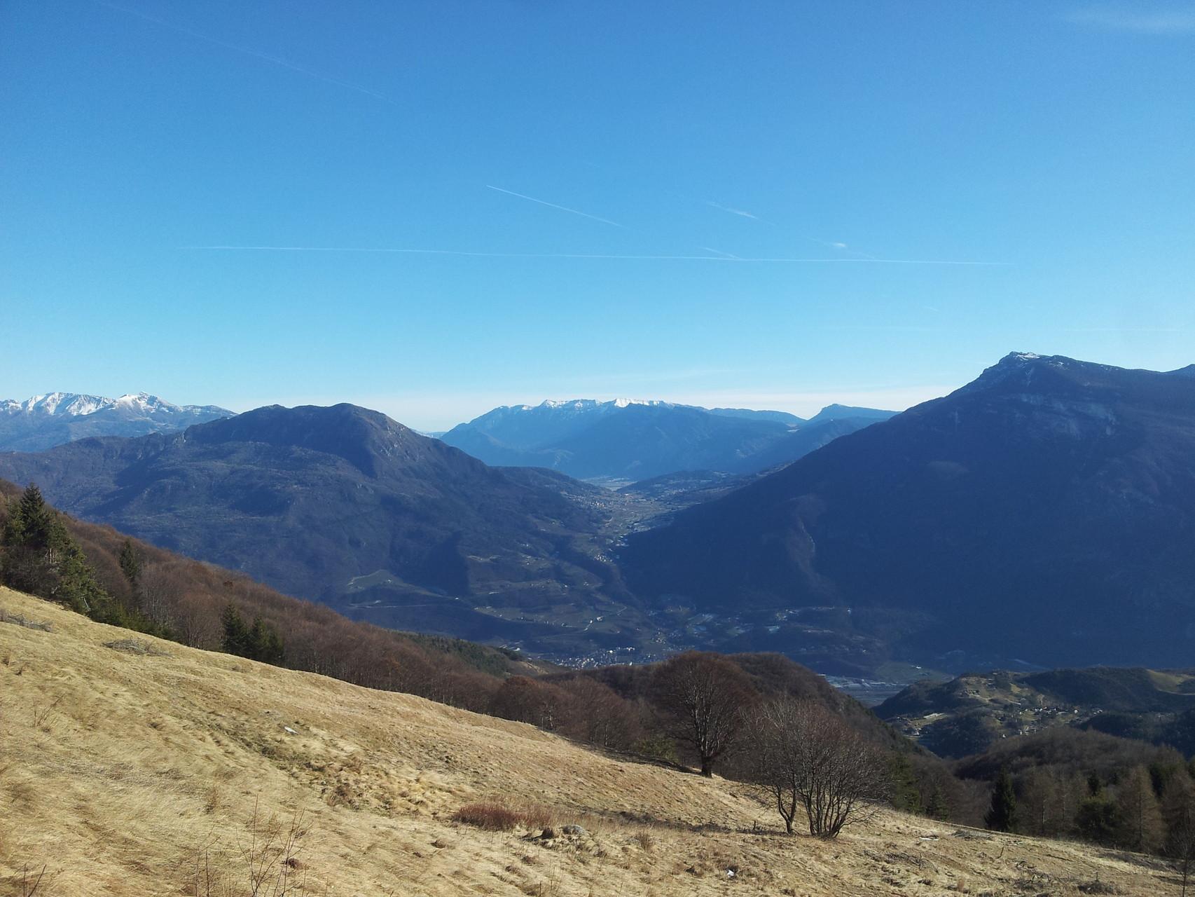 Irgendwo im Vason-Gebirge