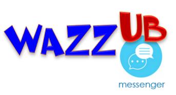 Der WazzUb Pernum Messenger in der SafeZone von Unicorn Network
