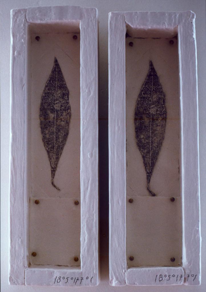 HUELLAS-TRACES 1995  Lápida