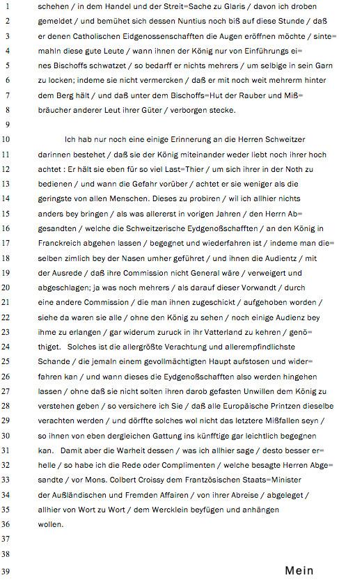 irrtümlich Pagina 70 (eigentlich: 98)