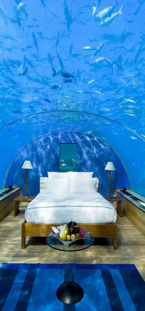 Conrad Rangali Island Maldives Resort - MALDIVAS