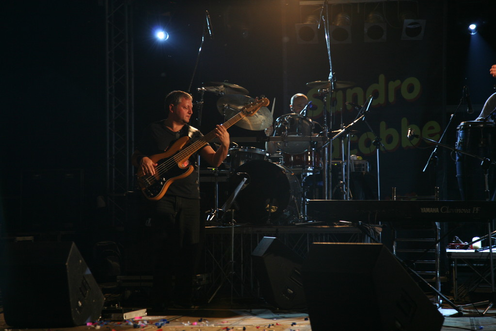 Tour Sandro Giacobbe