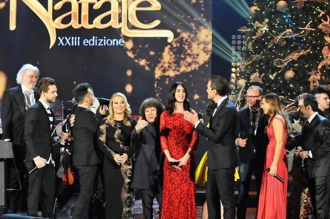 Concerto di Natale 2015 (Canale 5)