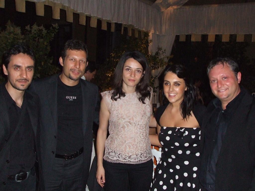 con Carmen Consoli