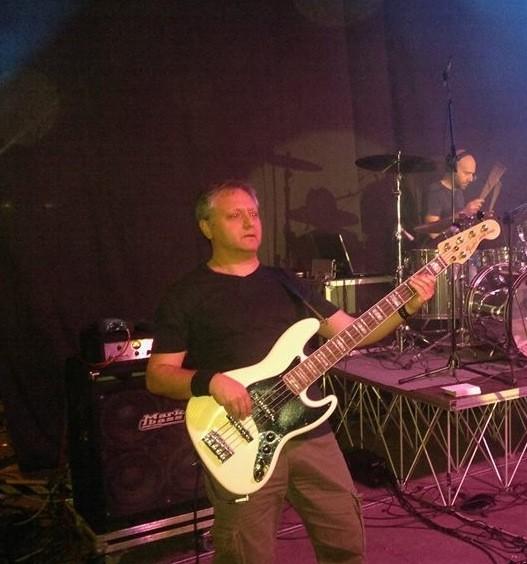Fender Jazz V