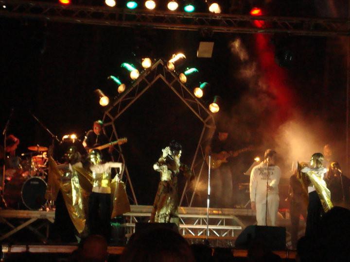 Live (Settembre 2010)