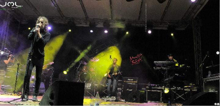 JML Live (Perugia Luglio 2010)