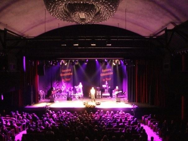 Teatro Politeama di Genova (Tour 2009)