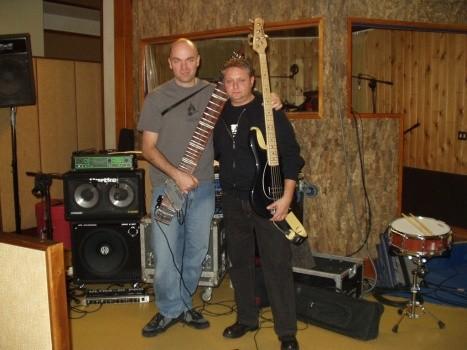 TRAFALGAR studio con Tom Grisgrabier