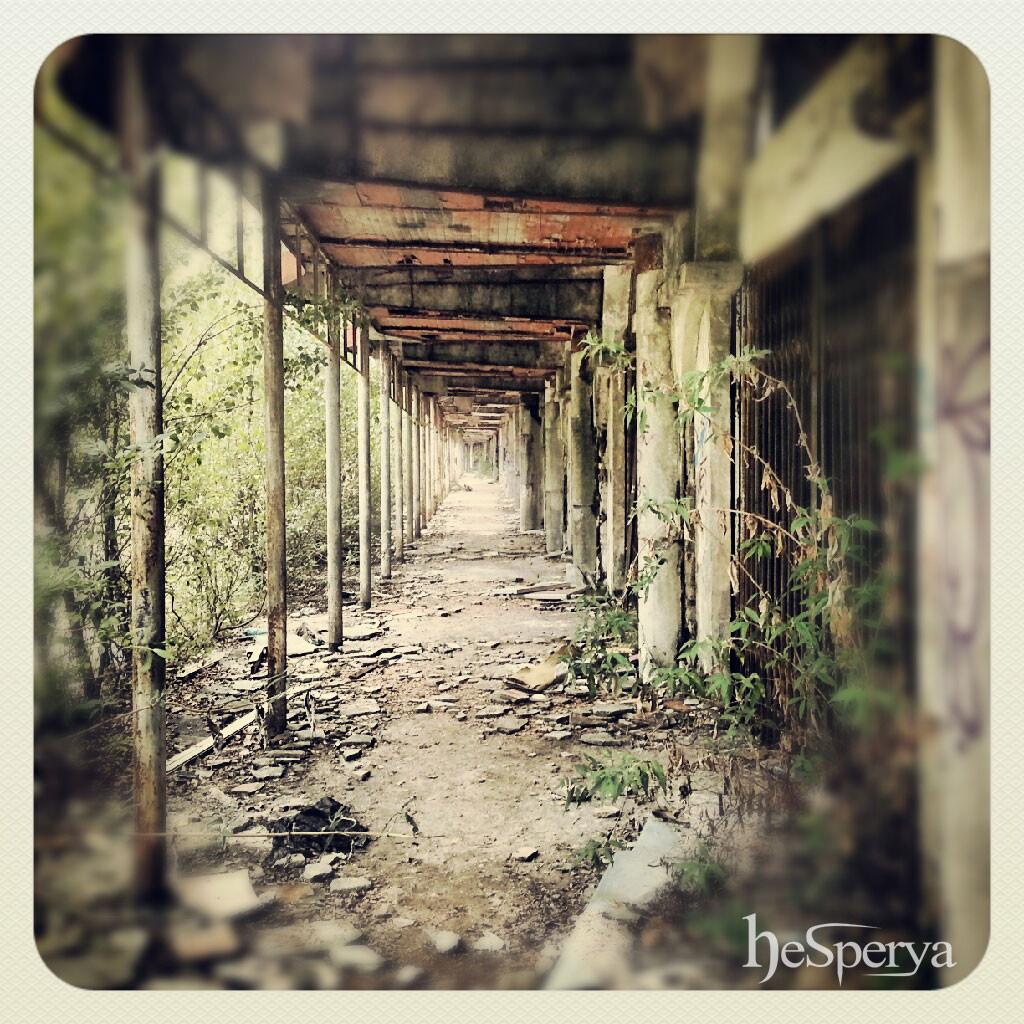 La città fantasma di Consonno LC