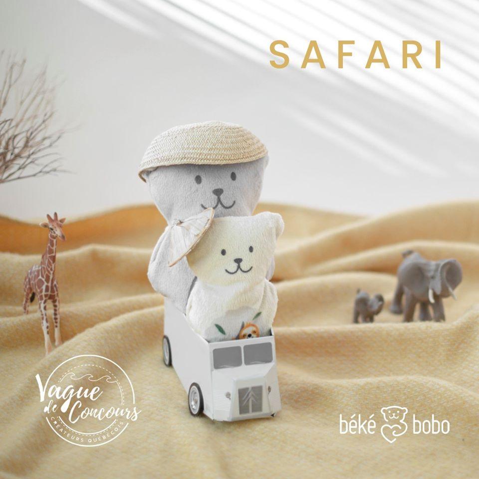 """3ième prix """"Surfer d'Or"""" 19e édition : Safari"""