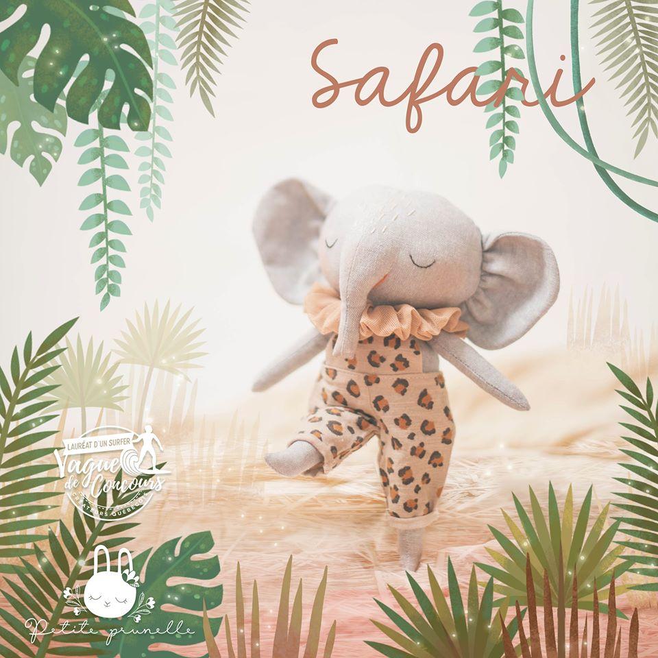 """2ième prix """"Surfer d'Or"""" 19e édition : Safari"""