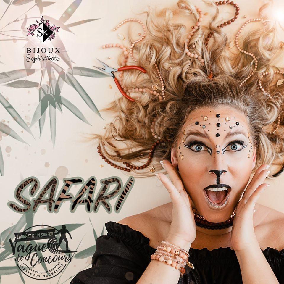 """1er prix """"Surfer d'Or"""" 19e édition : Safari"""