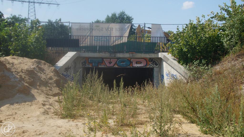"ehemaliger ""Industrietunnel""  | Foto: © detlefzabel.de"