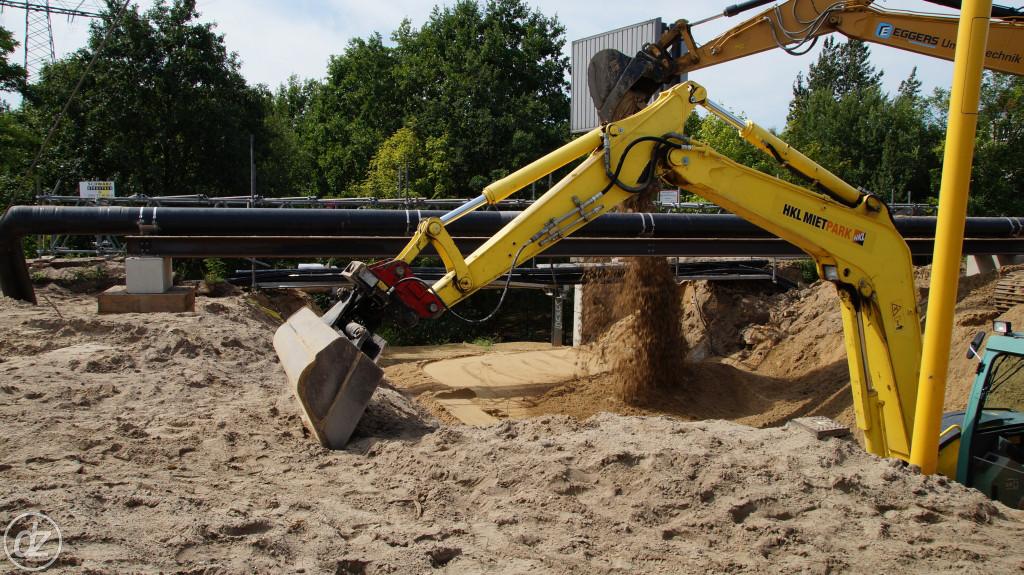 der Bauschutt ist abgetragen | Foto: © detlefzabel.de