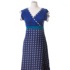 """Kleid """"Blauer Saphir"""""""