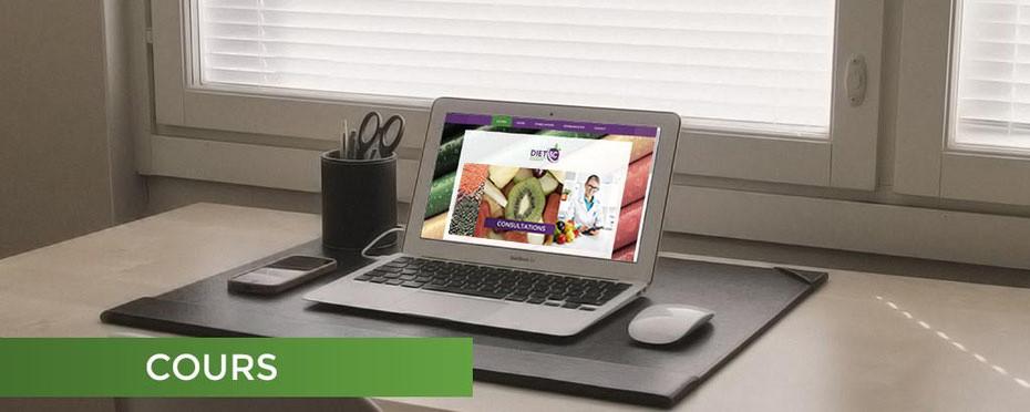 Formation BTS diététique, cours en ligne