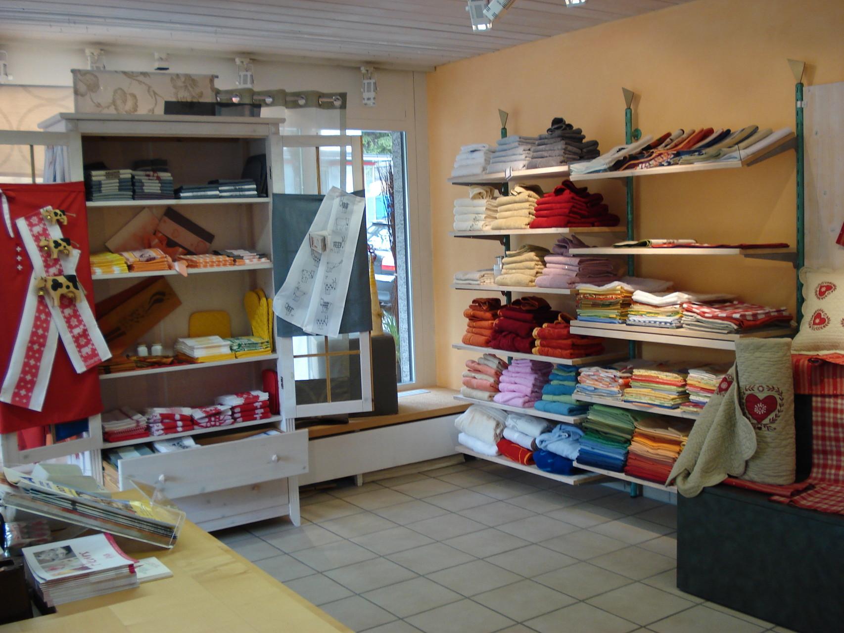 Frottier- und Küchenwäsche