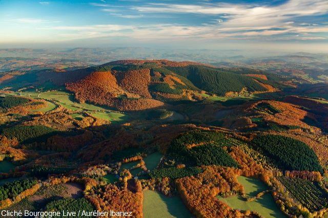 L'automne en Morvan