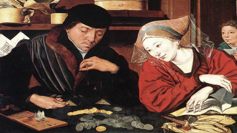 Francesco Mancini: El huevo, la gallina y la teoría cuantitativa de la moneda