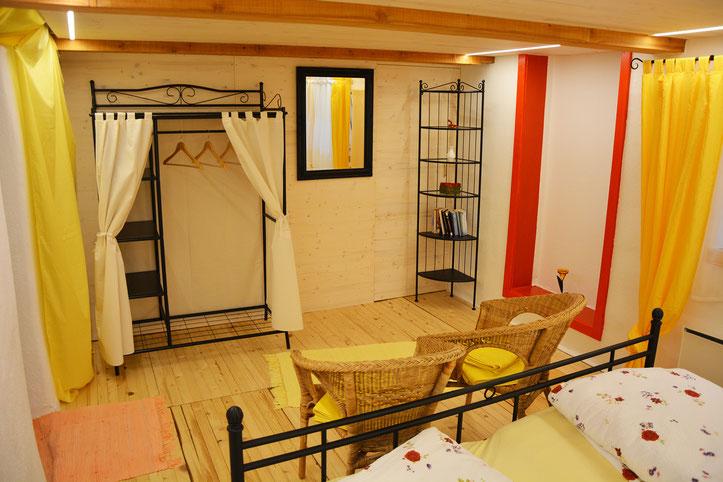 Doppelzimmer Kuschelnest Gauguschmühle