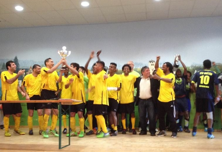 Turniersieger Refugees Simmern