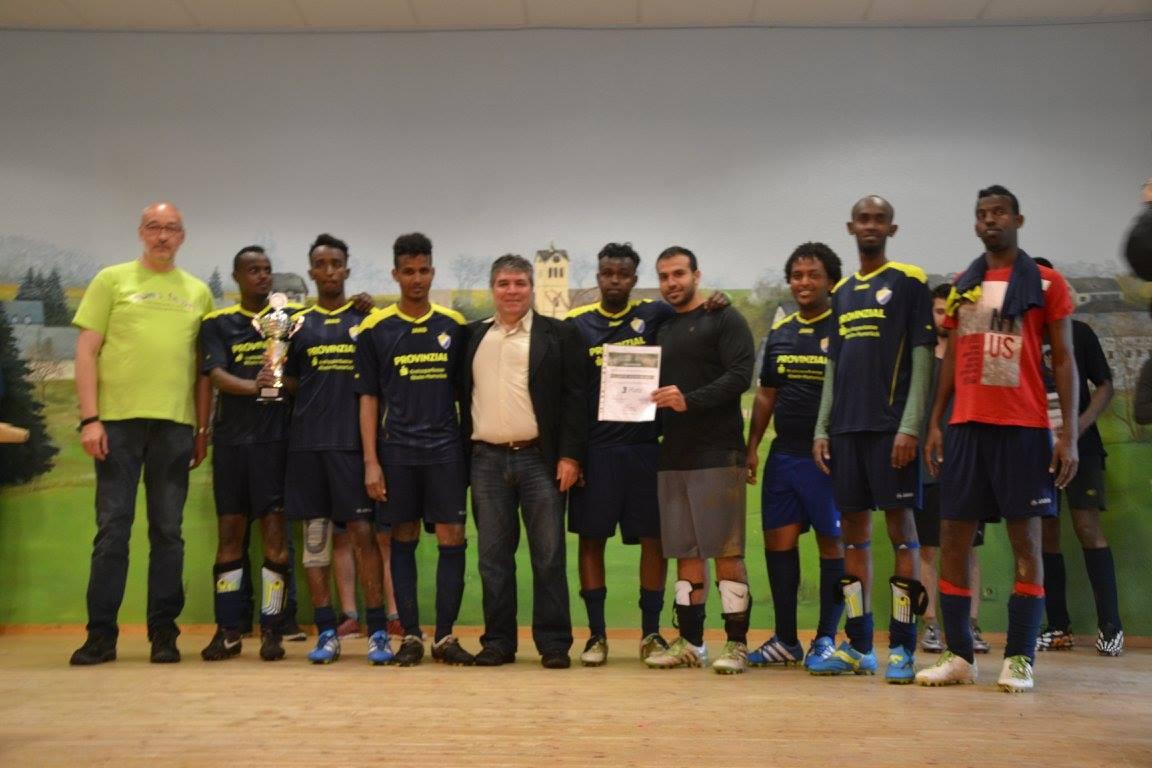 3. Sieger FFC United Büchenbeuren I