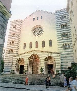 Chiesa di S. Gaetano e S. Giovanni Bosco - Via Rolando